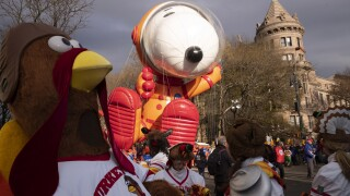 The Macy's Thanksgiving Day Parade balloons will fly, mayor says
