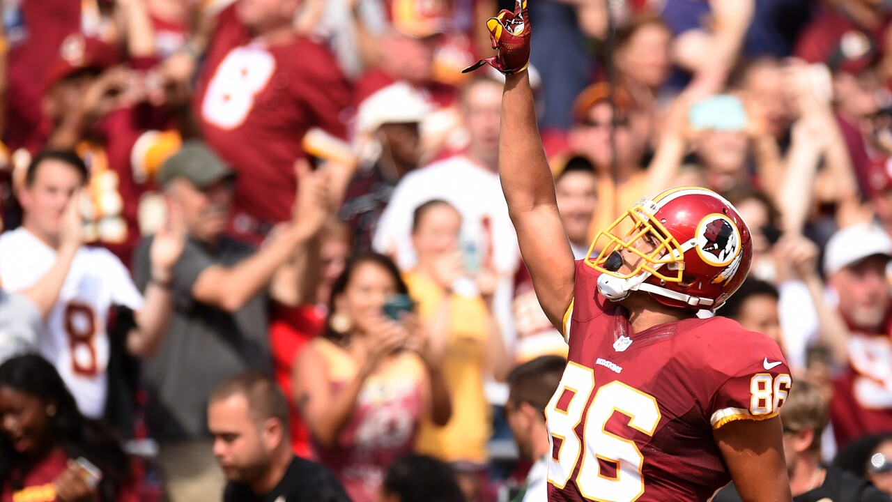 Redskins tight end Jordan Reed being evaluated forconcussion
