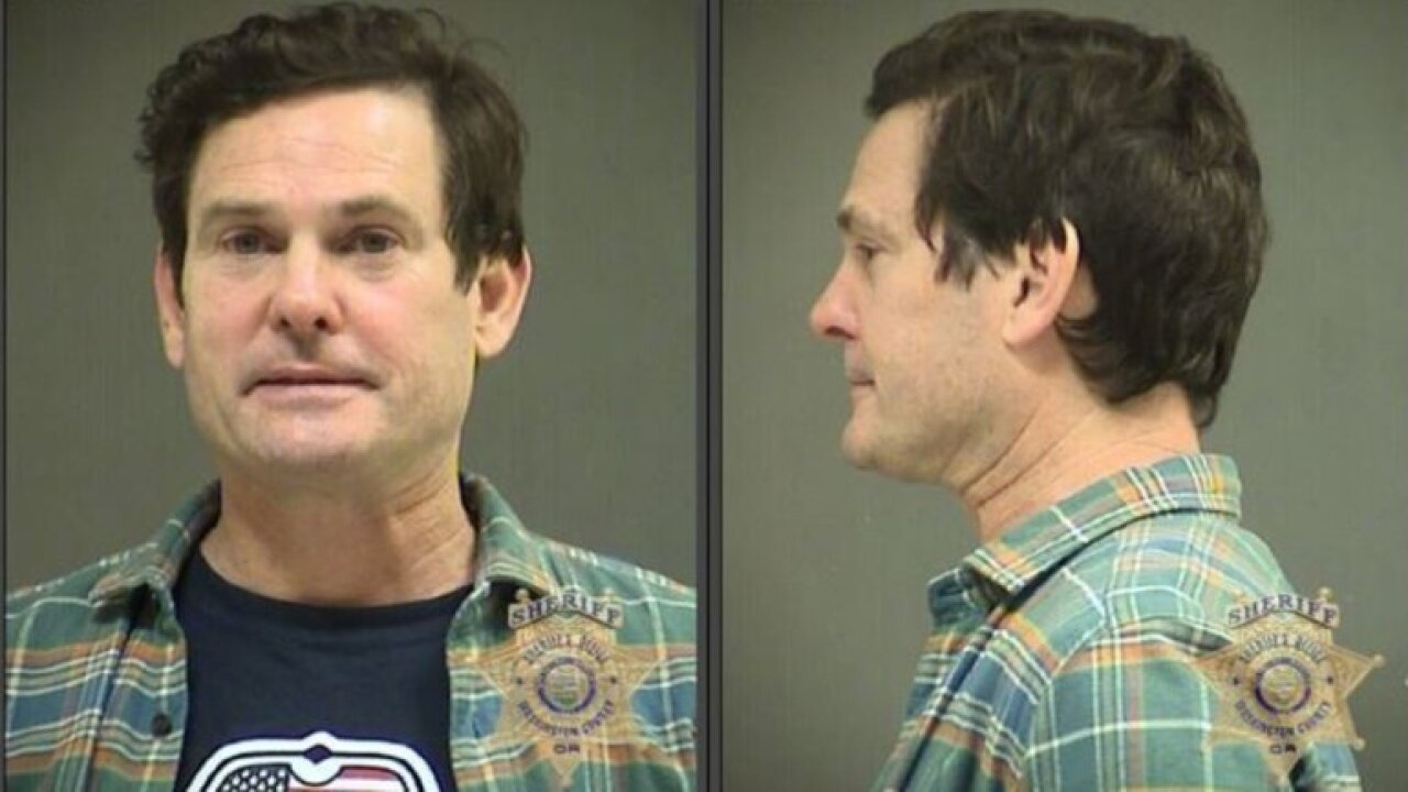 Henry Thomas, star of 'E.T. the Extra-Terrestrial,' arrested for DUI in Oregon
