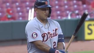 Miguel Cabrera Tigers 6 patch