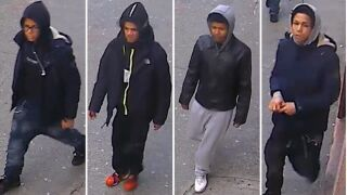 Group robs man waiting for elevator in Bronx apartment building