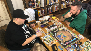 Board game marathon Cleveland
