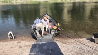 Assistive technology helping disabled cast a line in Montana's rivers