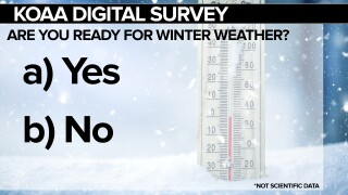 Cold Readiness Survey