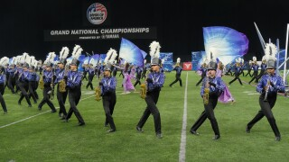 Vandergrift High School of Texas won the 2019 Bands of America Grand National Championship
