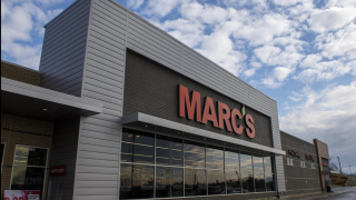 A 54,000-square-foot Marc's store at 3112 Cleveland Avenue NWS will replace an existing store in the 30th Street Plaza.