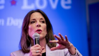 Marianne Williamson, self-help author and Democratic presidential candidate, ends 2020 campaign