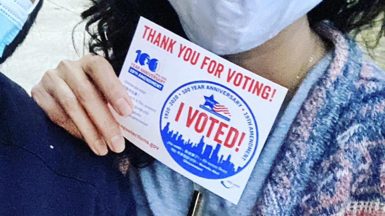 Missing absentee ballots mean some are traveling hundreds of miles to vote in-person