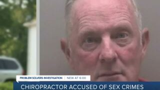 Ex-employee shares information about Richmond-area chiropractor charged with sex crimes