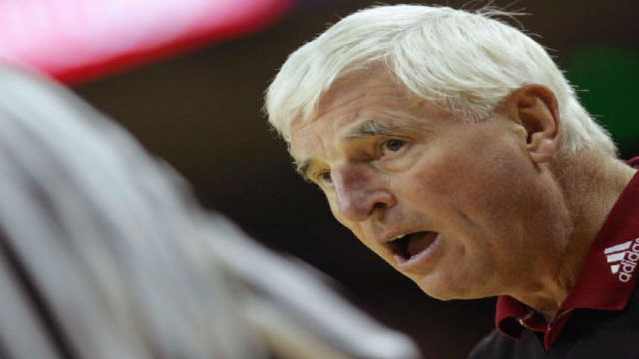 Former IU basketball coach Bob Knight has 'no interest' in returning to Indiana University