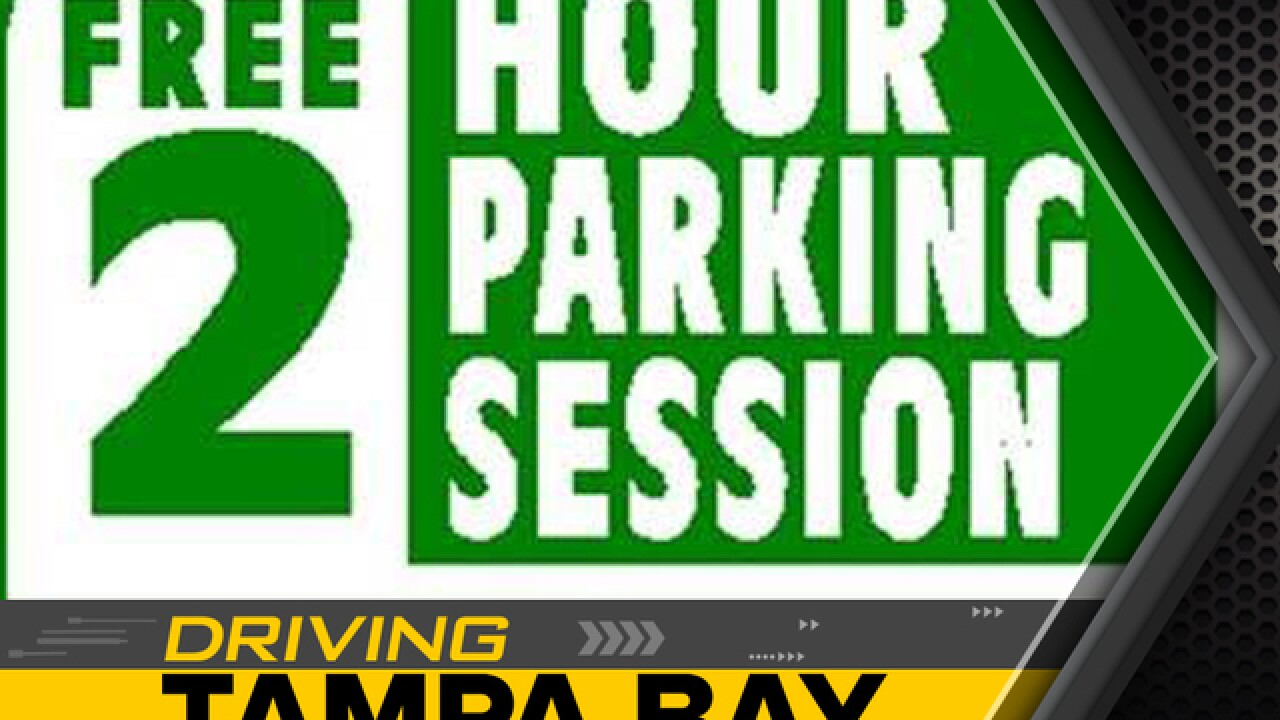 City of Lakeland looking for public input on new downtown parking signs