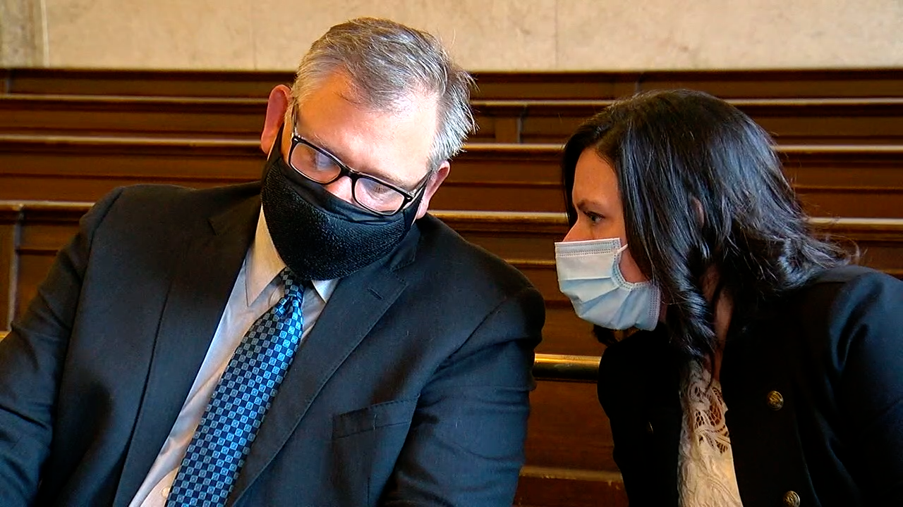Jennifer Wells in court