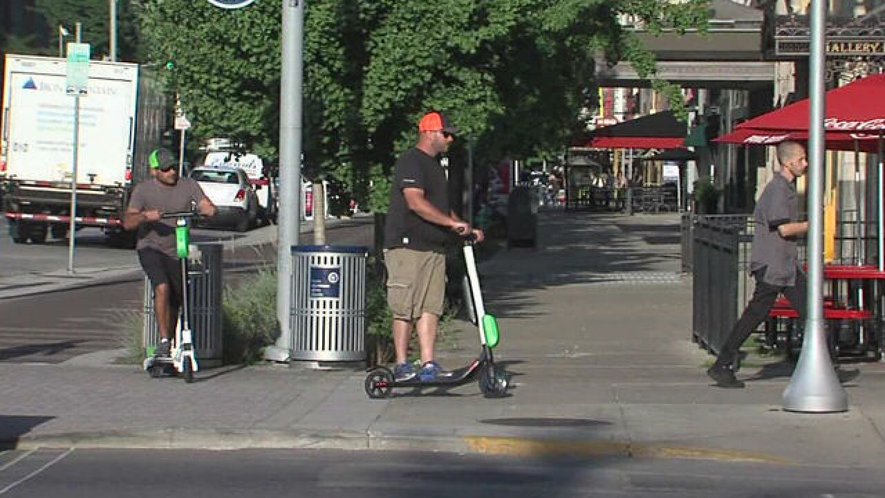 Who's enforcing Indianapolis' new scooter laws?