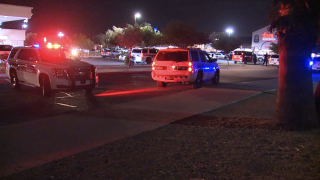 Man found shot to death inside vehicle at Phoenix Fry's