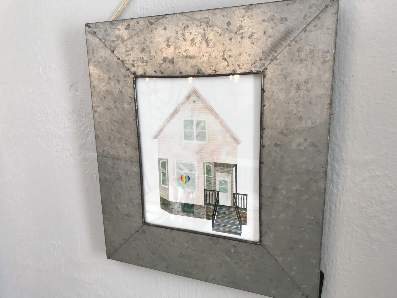 Courage House artwork