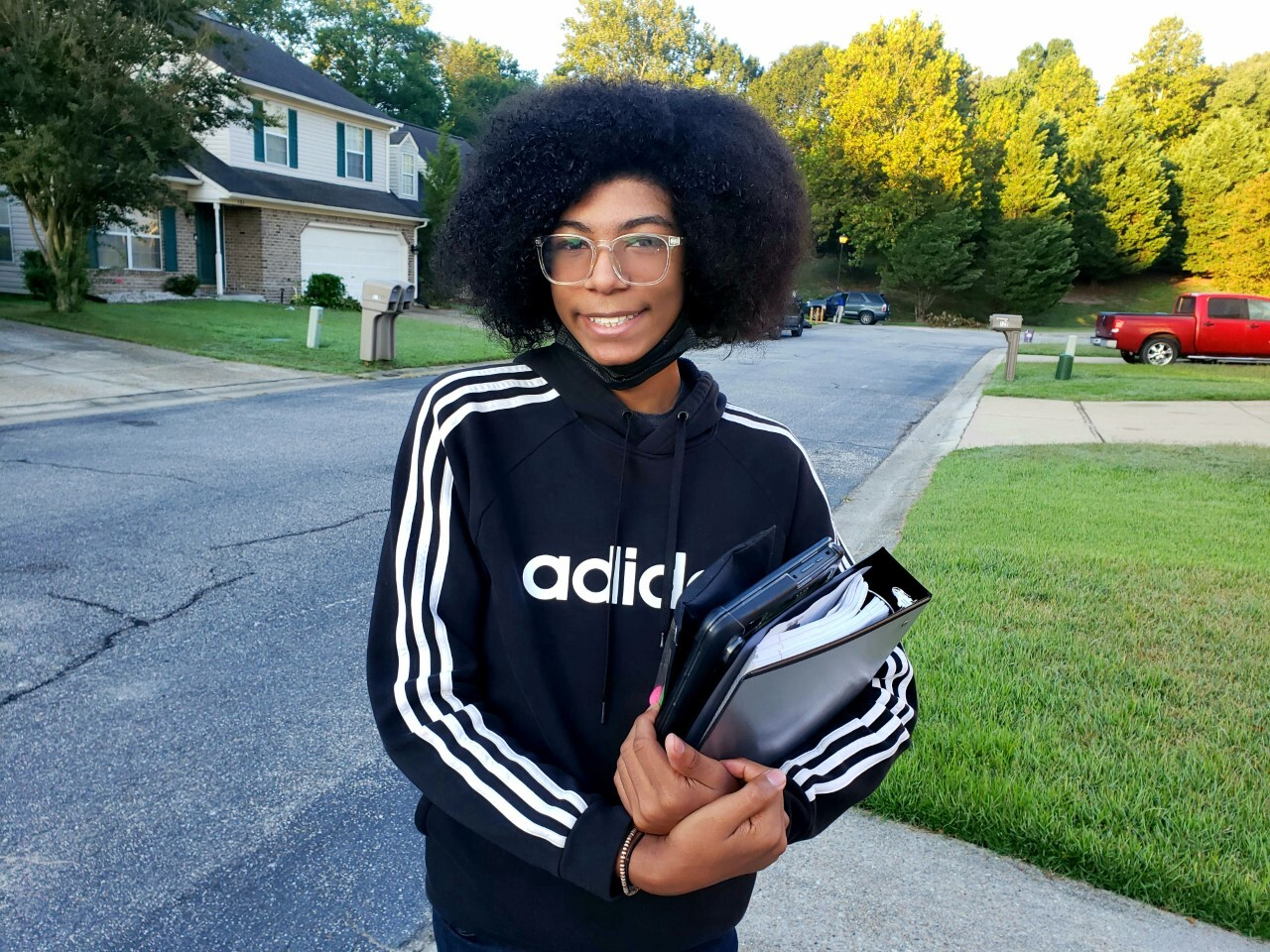 Donovan Major is a Freshman at Bethel High School.jpg