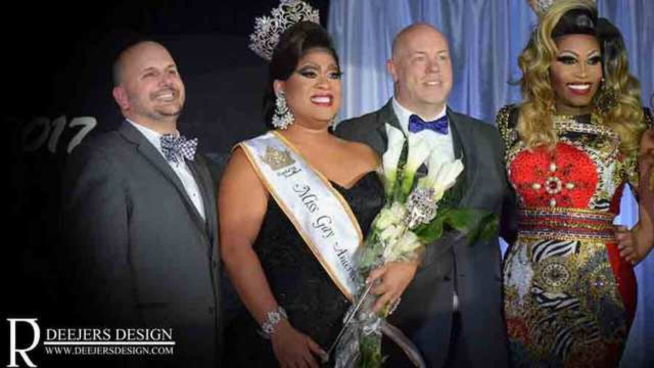 Local Chef Named Ms. Gay America 2017