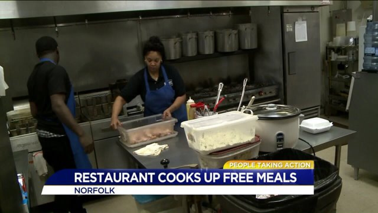 People taking action: Country Cooking Restaurant exemplifies southernhospitality