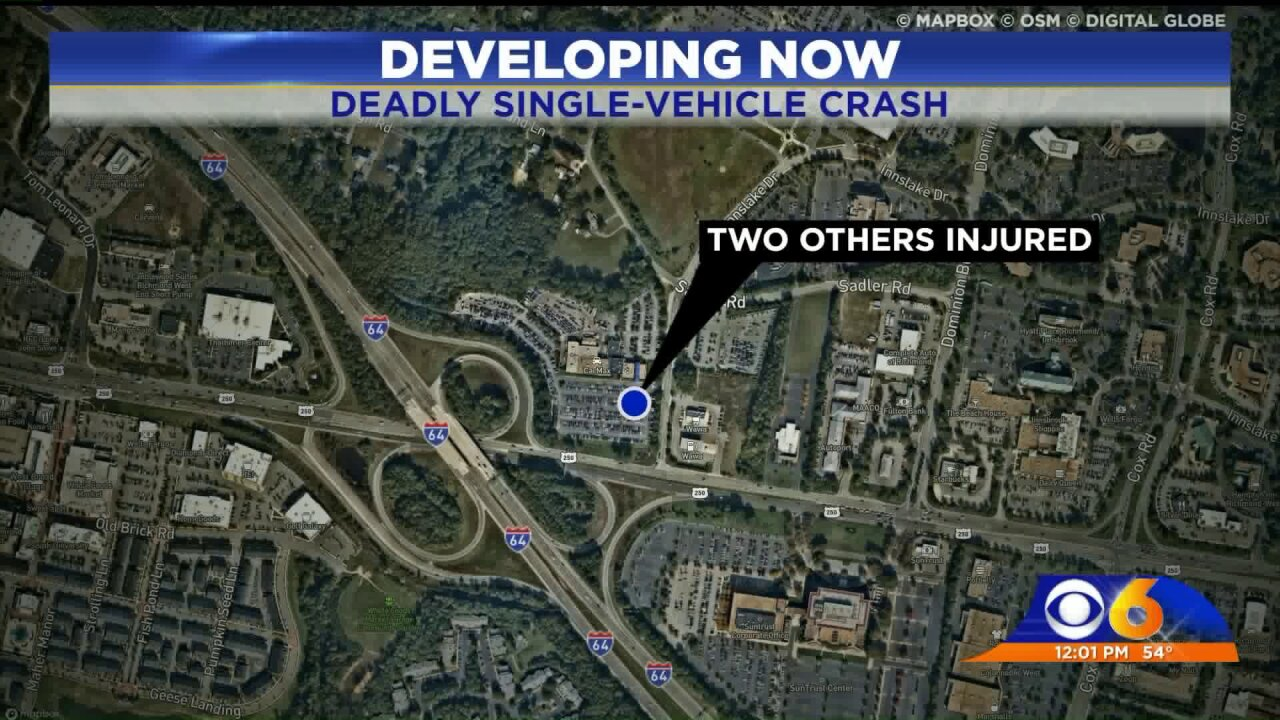 Women killed on I-64; driver charged withDUI