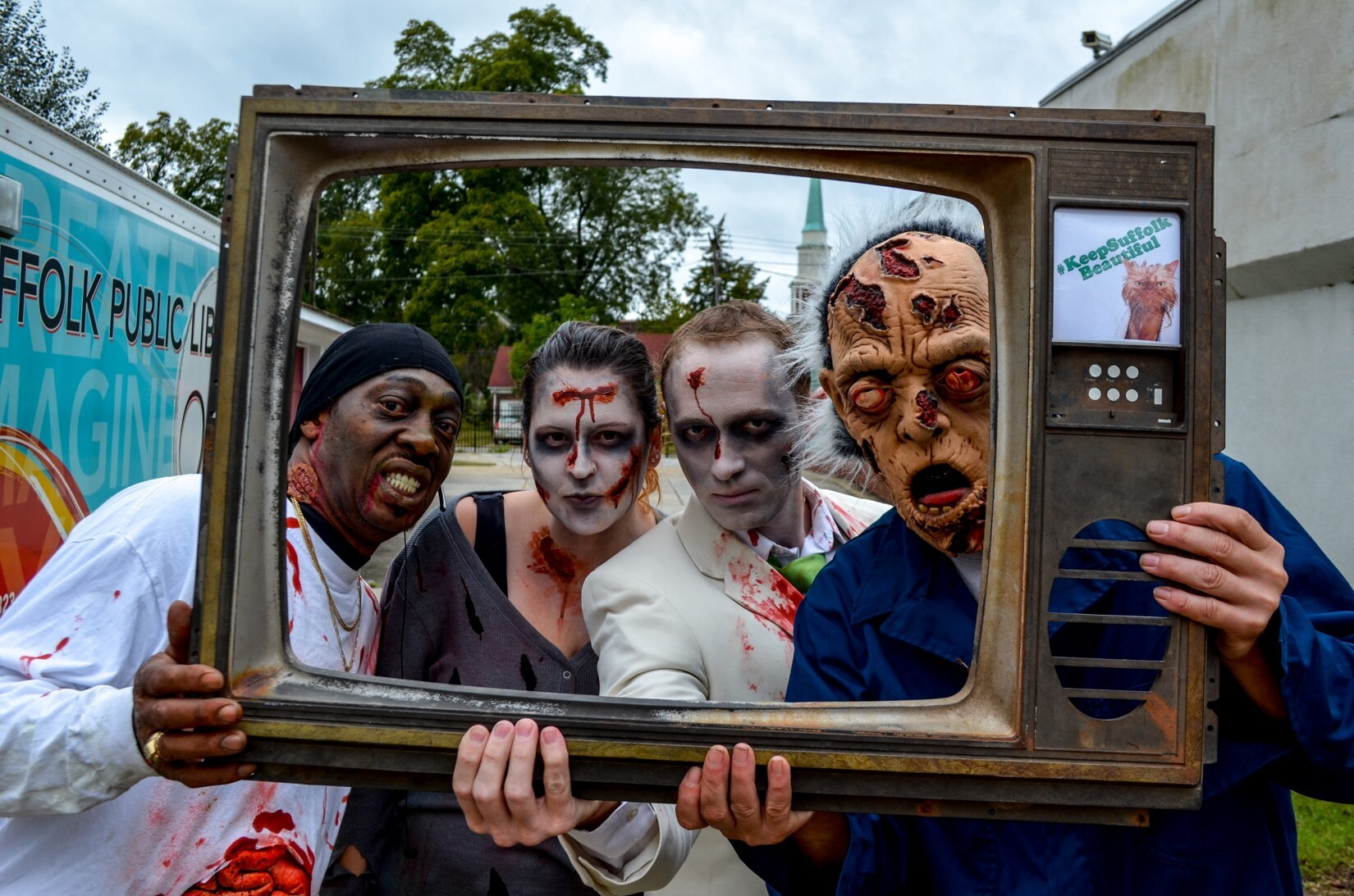 Photos: Keep Suffolk Beautiful to host second 'Zombie Litter Cleanup' on October26