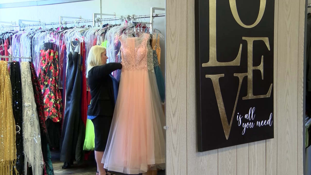 Beloved bridal shop in downtown Great Falls