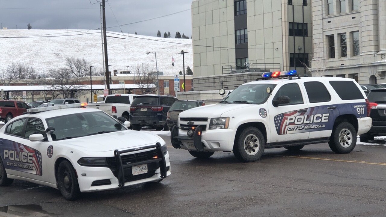 Missoula Police Officer Shooting