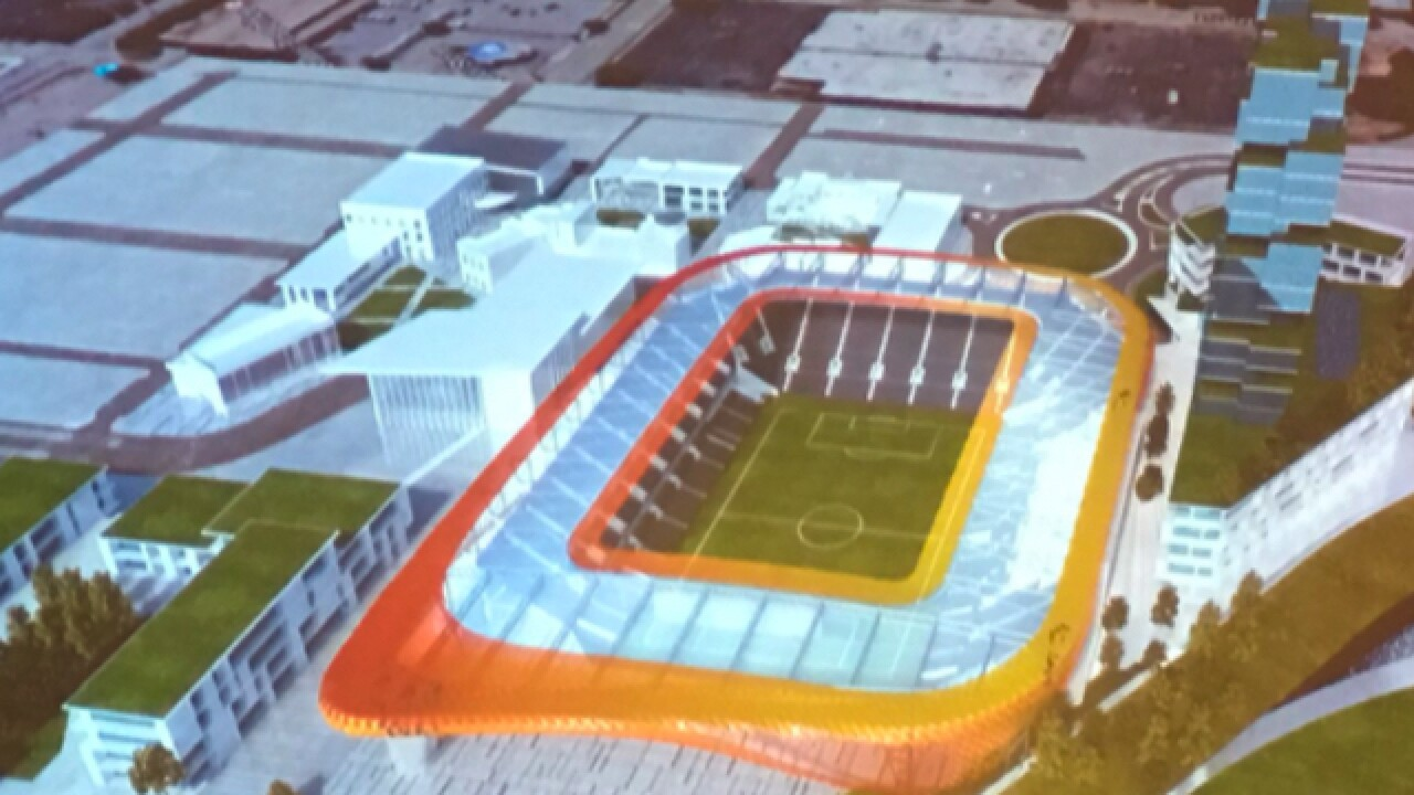 Could 'bidding war' break out for FC Cincy site?