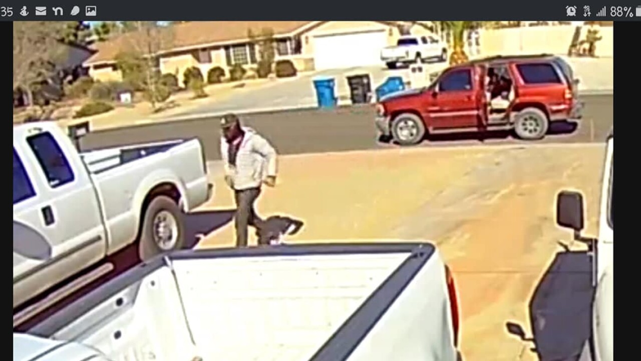 Pickup trucks a top target for thieves in North Las Vegas