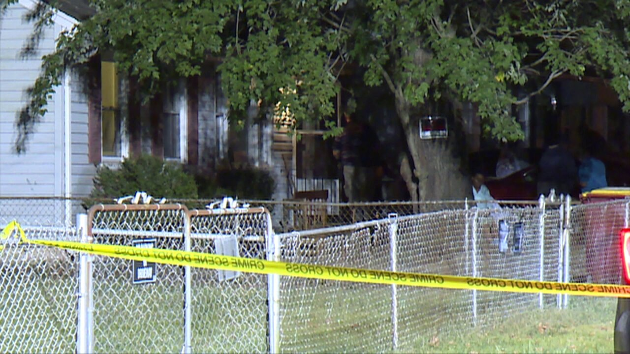 2 dead in Petersburg triple shooting