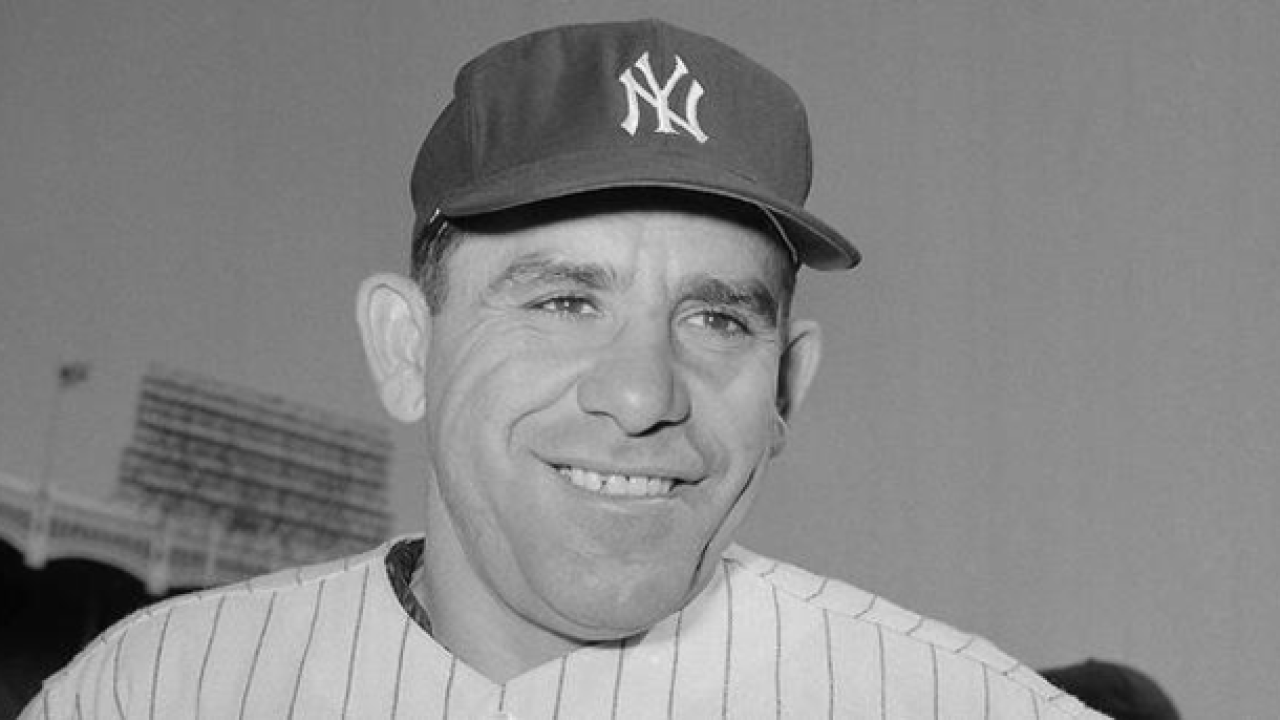 MLB Hall of Famer Yogi Berra dead at 90