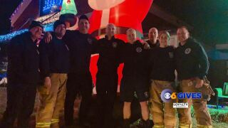 Henrico firefighters honored for their hard work and service