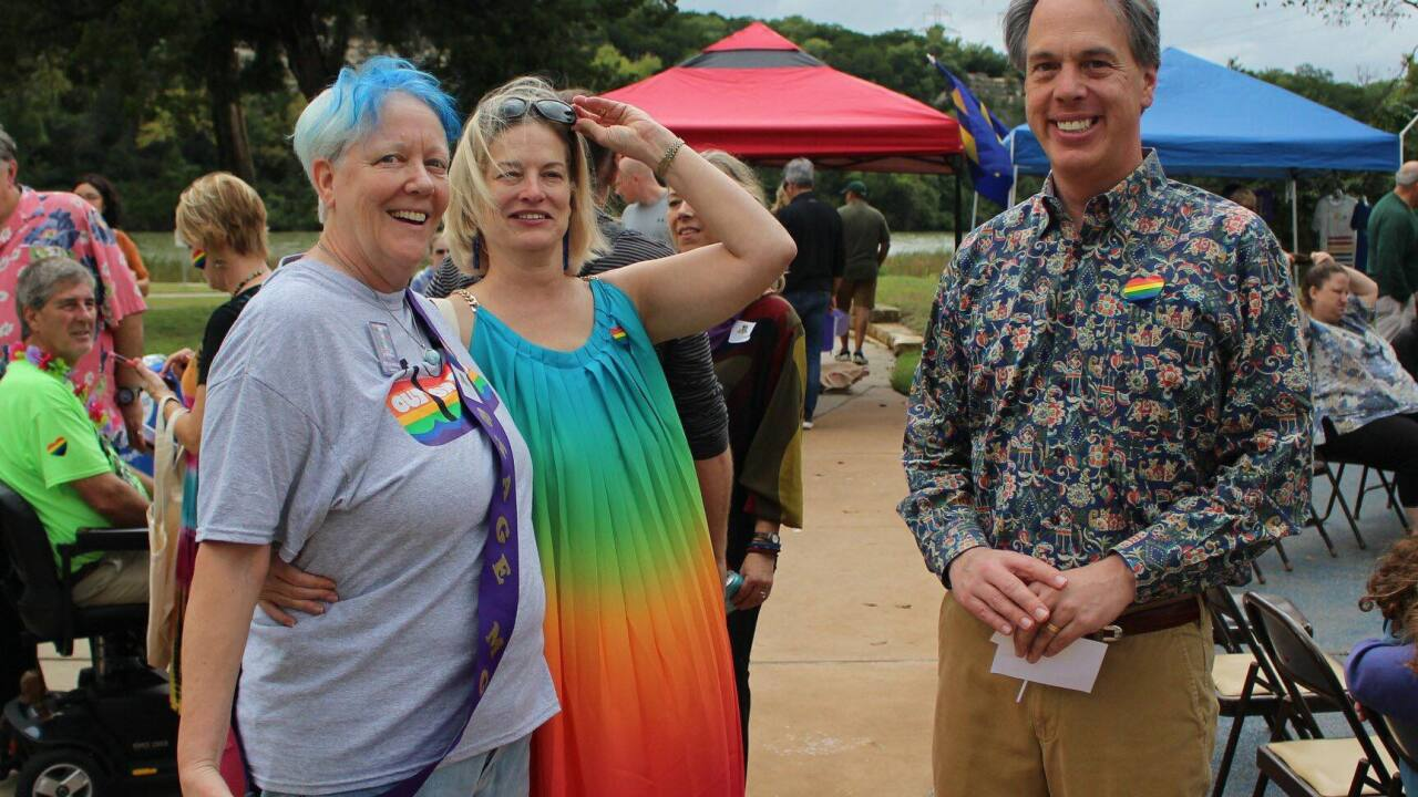 Waco Pride event thrives despite severe weather