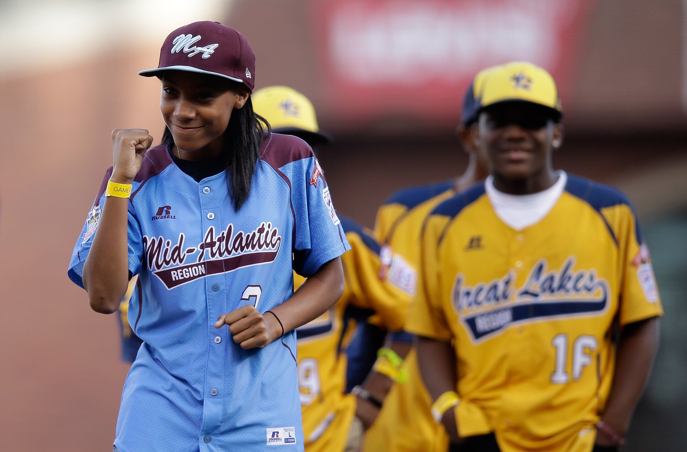 Photos: Little League World Series icon Mo'ne Davis to play softball at Hampton University