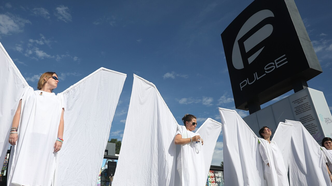 Orlando Marks Second Anniversary Of Pulse Nightclub Mass Shooting