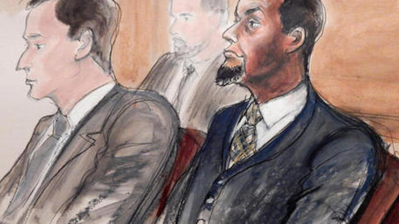 Veteran guilty of trying to join ISIS