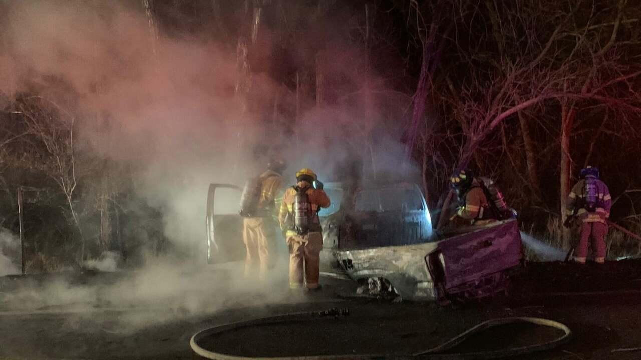 Logan Canyon Crash, April 23, 2021