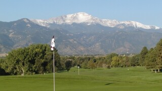 Colorado Springs golf course to re-open with modifications
