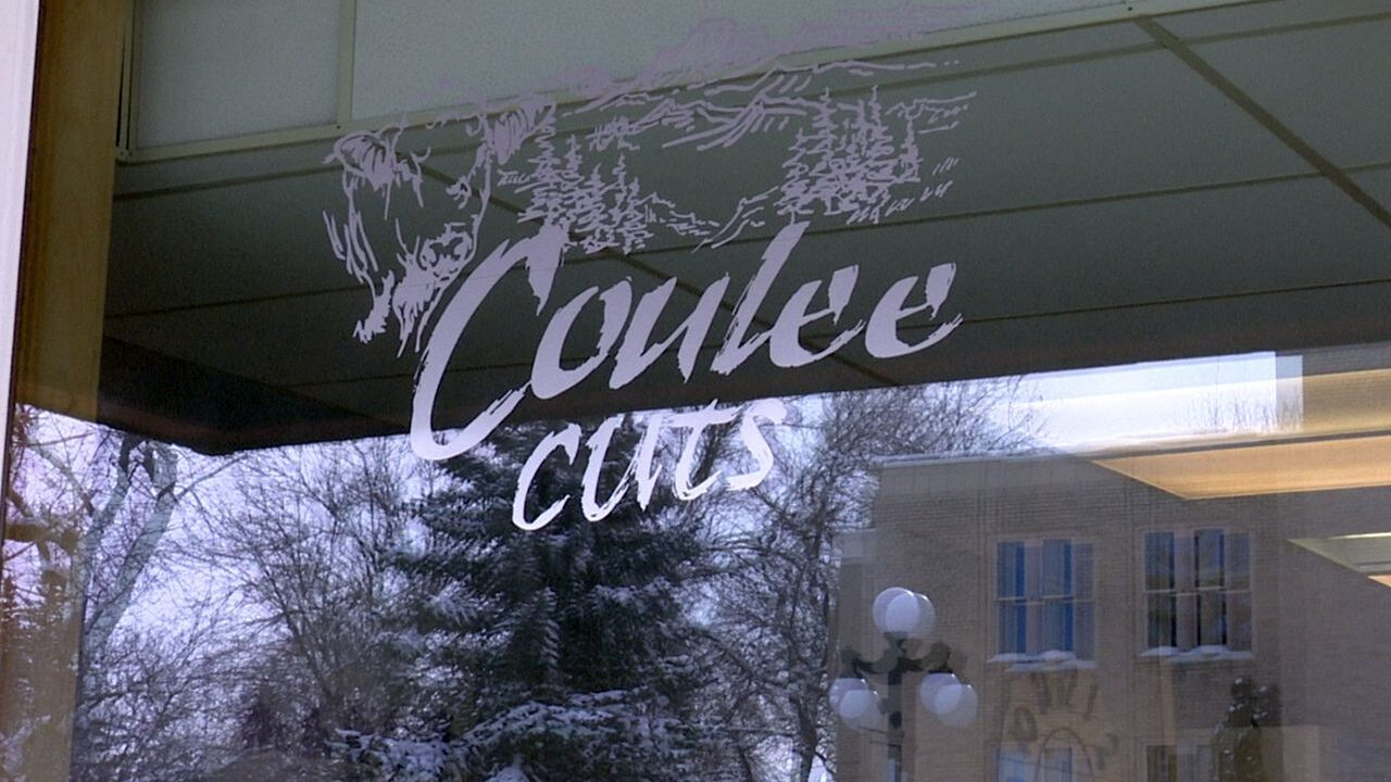 Coulee Cuts in Conrad