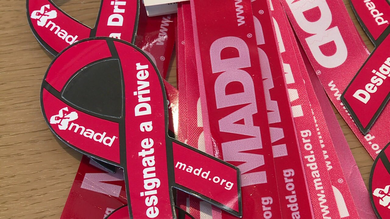 'Walk Like MADD' to raise awareness and help end drunk driving
