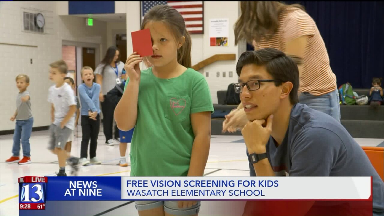 Charity Vision helps kids with their sight — and in turn, their self-esteem