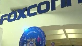 Foxconn sets construction hiring targets
