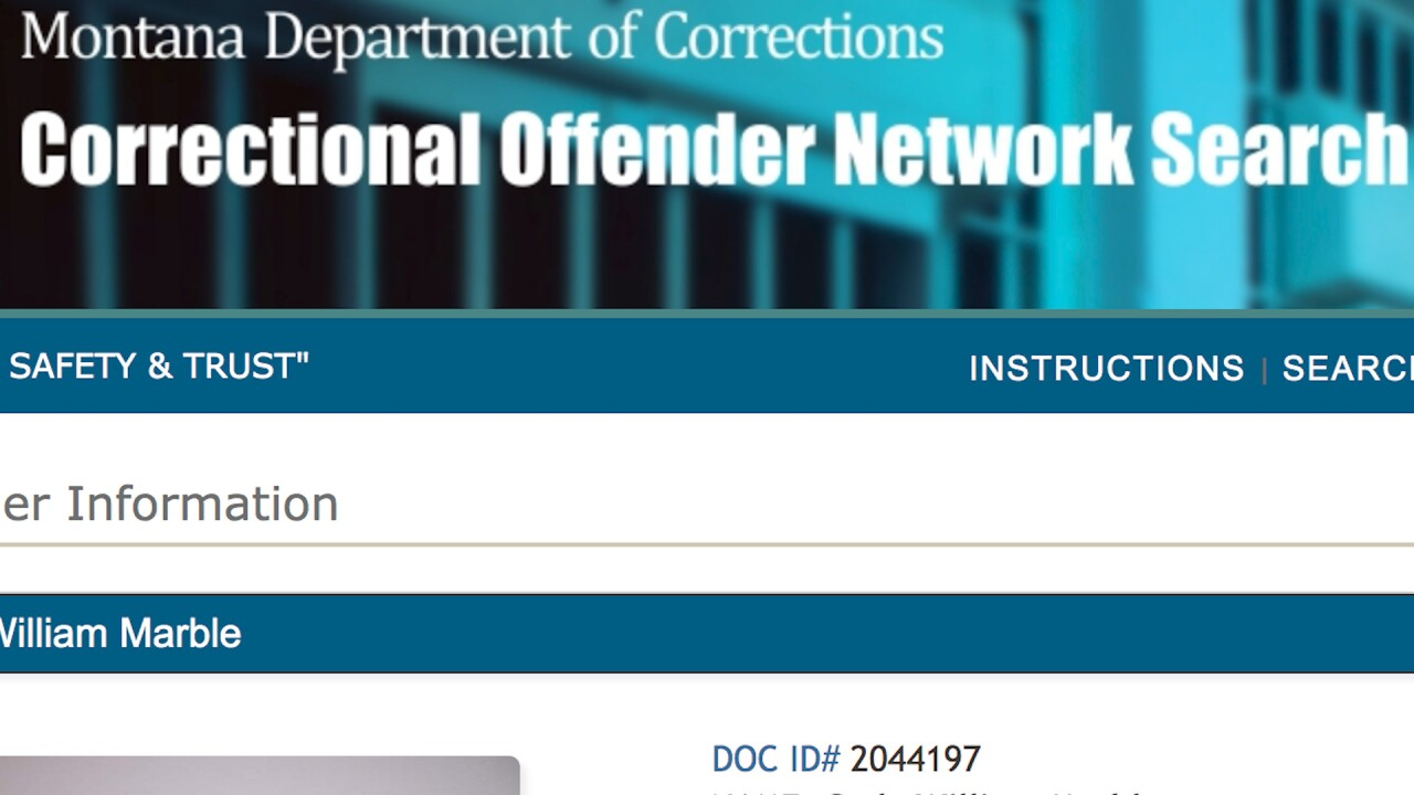 MT Corrections Dept agrees to remove ex-offenders from online convict website