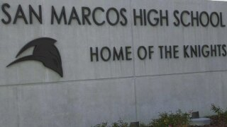 Security increased at San Marcos High after unfounded social media threat