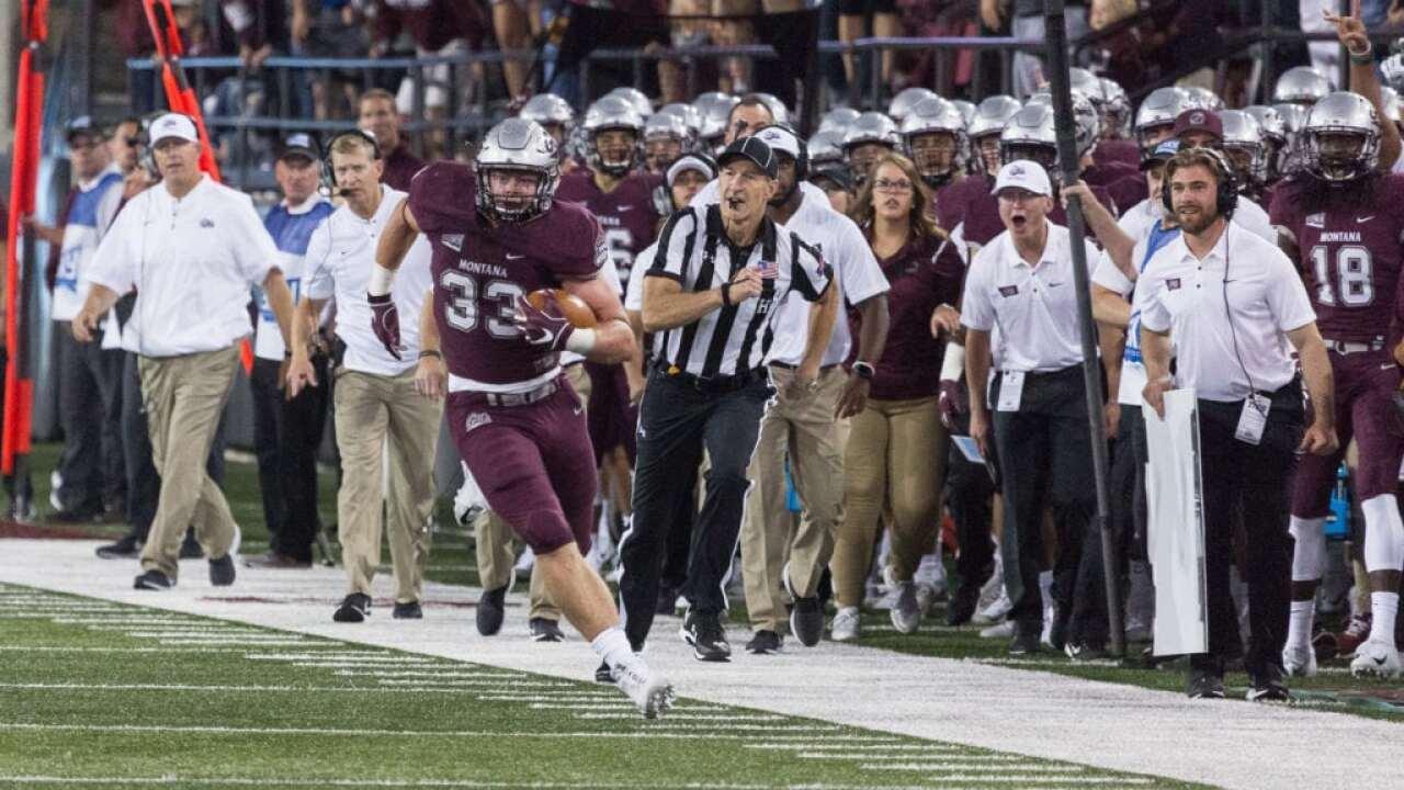 Montana's Dante Olson, Weber State's Josh Davis earn national recognition