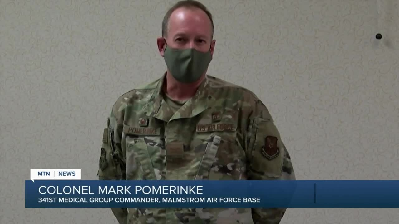 "Malmstrom AFB explains ""Health Protection Condition"" levels"