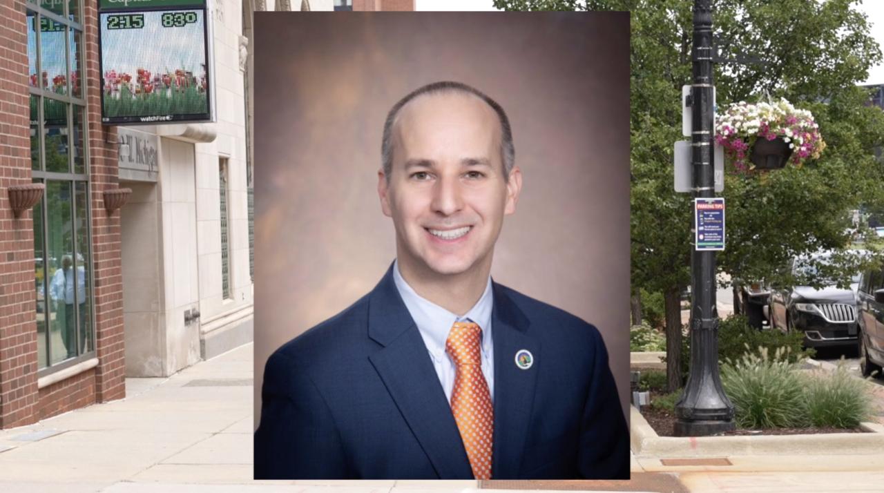 Mayor Andy Schor