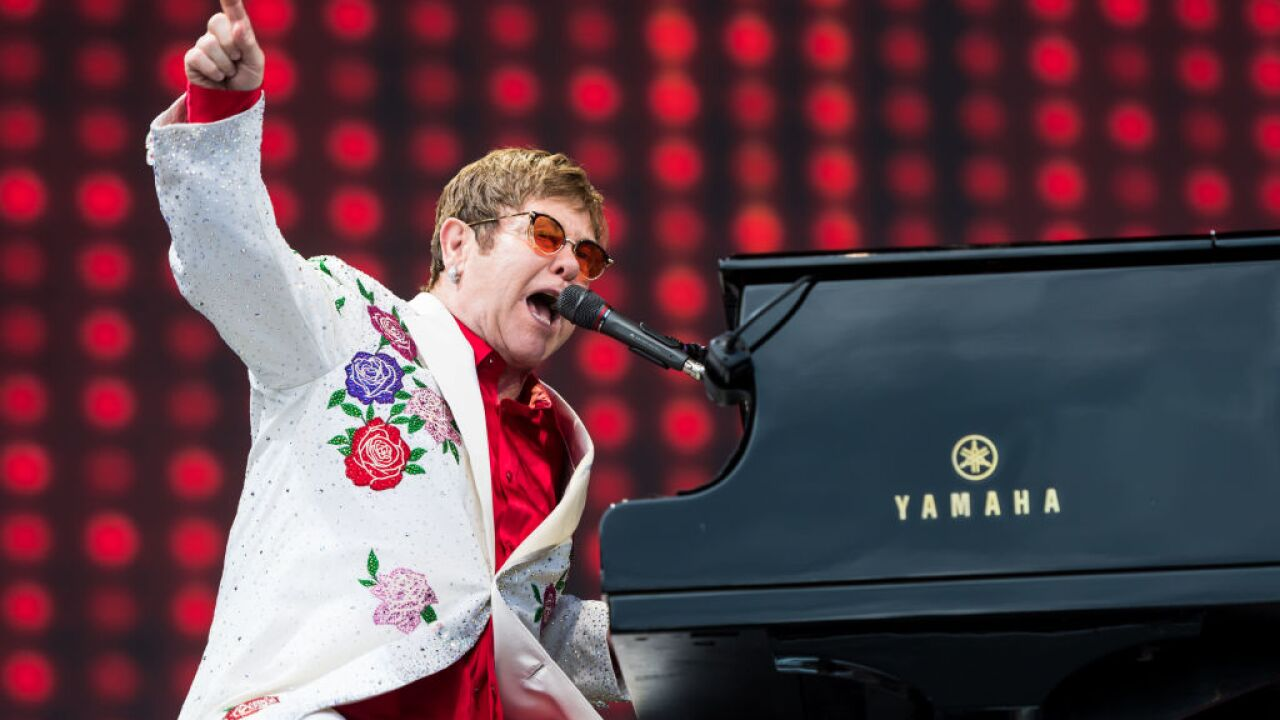 Elton John just celebrated 29 years of sobriety