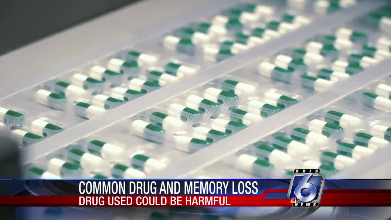 Use of Anticholinergics could lead to memory problems