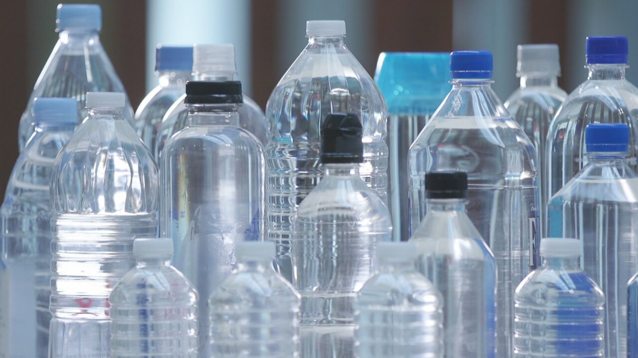 Consumer Reports: Bottled water with unsafe levels of arsenic