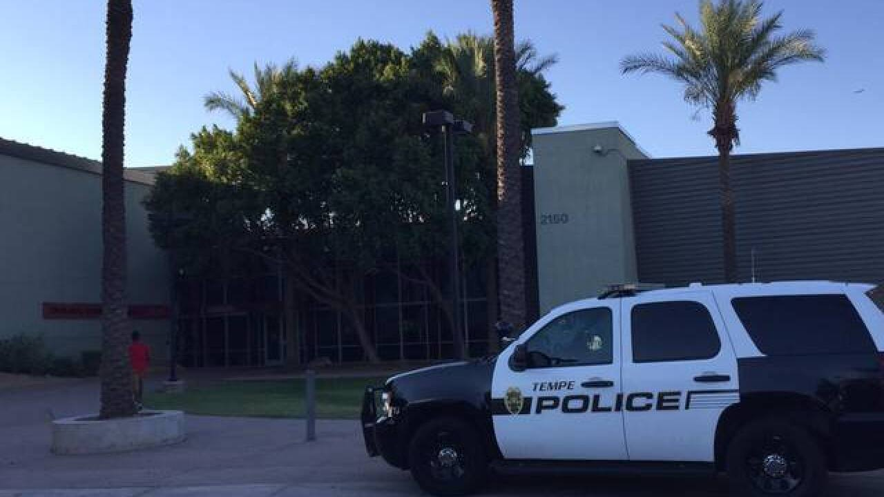 Tempe police chief apologizes for officers' strip club visit